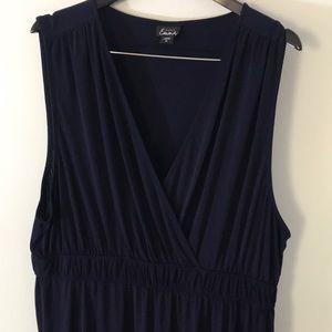 Simply Emma 3X long maxi dress